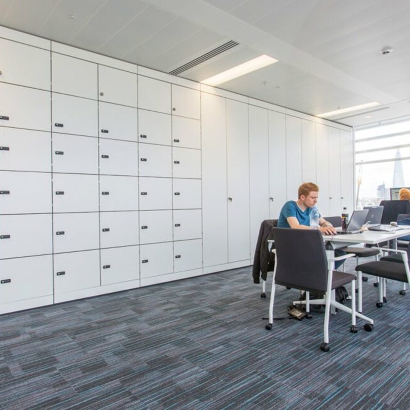Office Design London Case Study Personal Lockers 1 1024X648